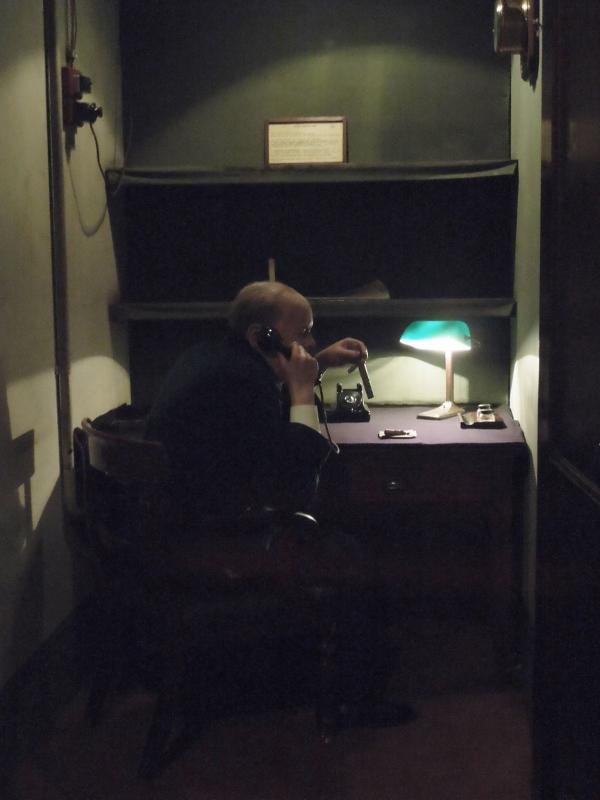 Transatlantic Telephone Room