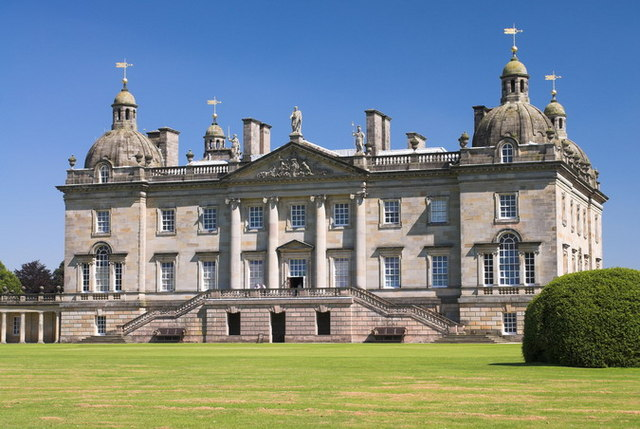 Houghton Hall, Norfolk, England