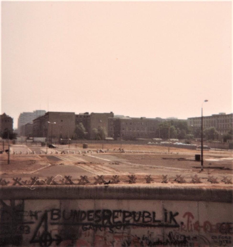 My Trip to Communist East Berlin